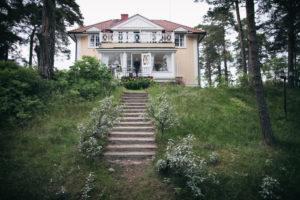 Hääpaikat meren rannalla Helsinki